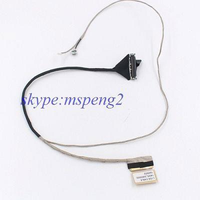 New for lenovo G580 G580AM G585 G585G laptop LED screen video cable DC02001ET00
